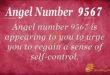9567 angel number