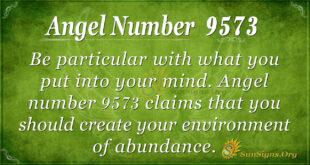 9573 angel number