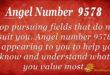 9578 angel number