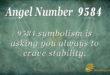 9584 angel number