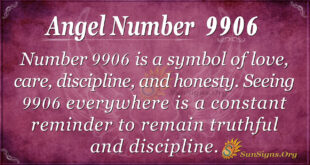 9906 angel number