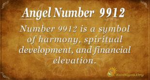 9912 angel number