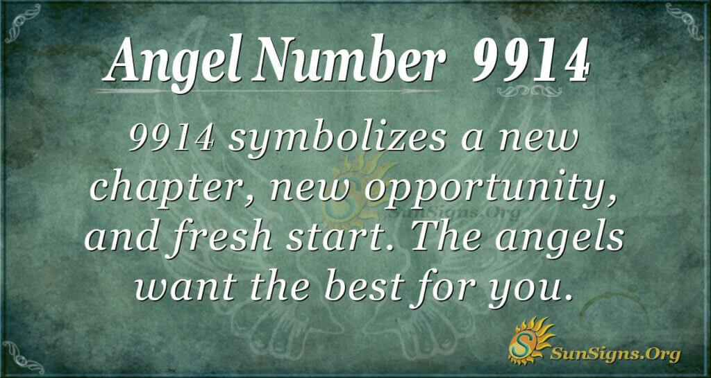 9914 angel number