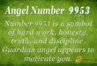 9953 angel number