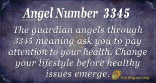 3345 angel number