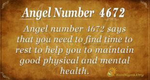 4672 angel number