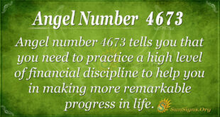 4673 angel number