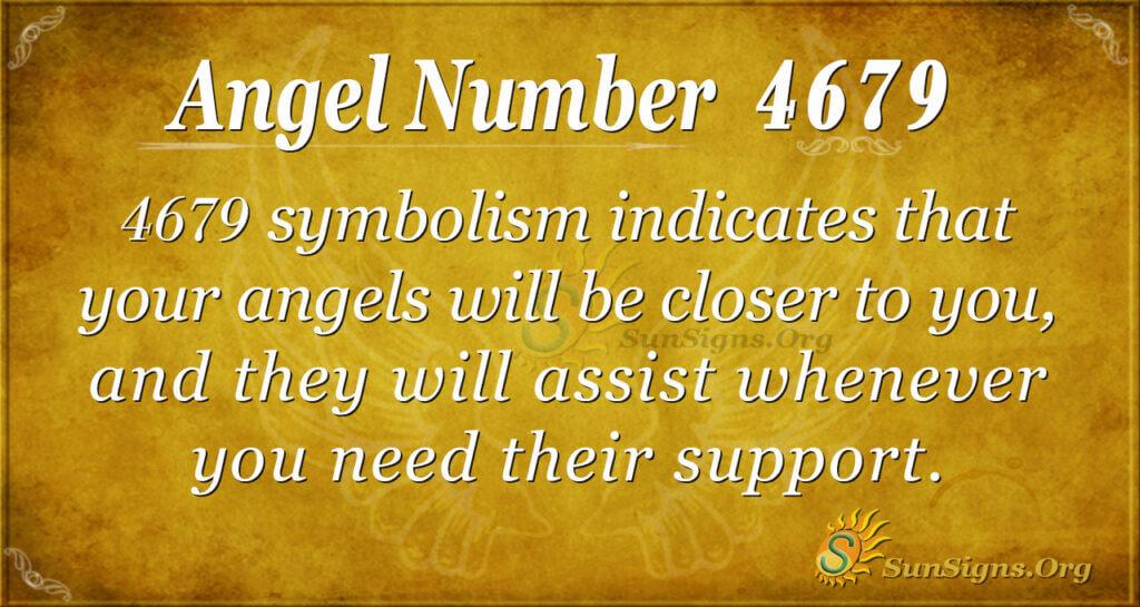 4679 angel number