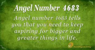 4683 angel number