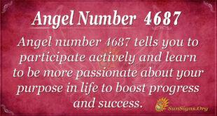 4687 angel number
