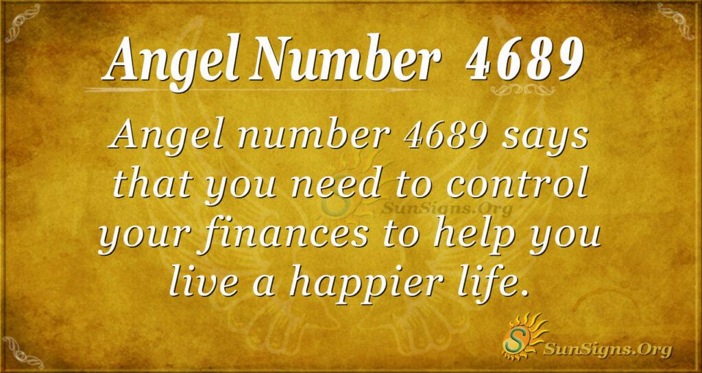 4689 angel number