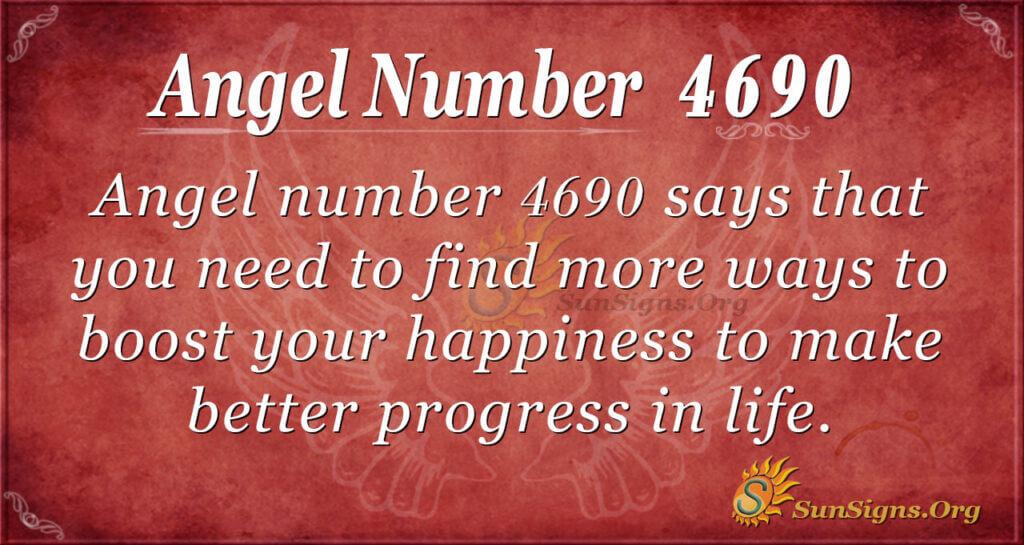 4690 angel number