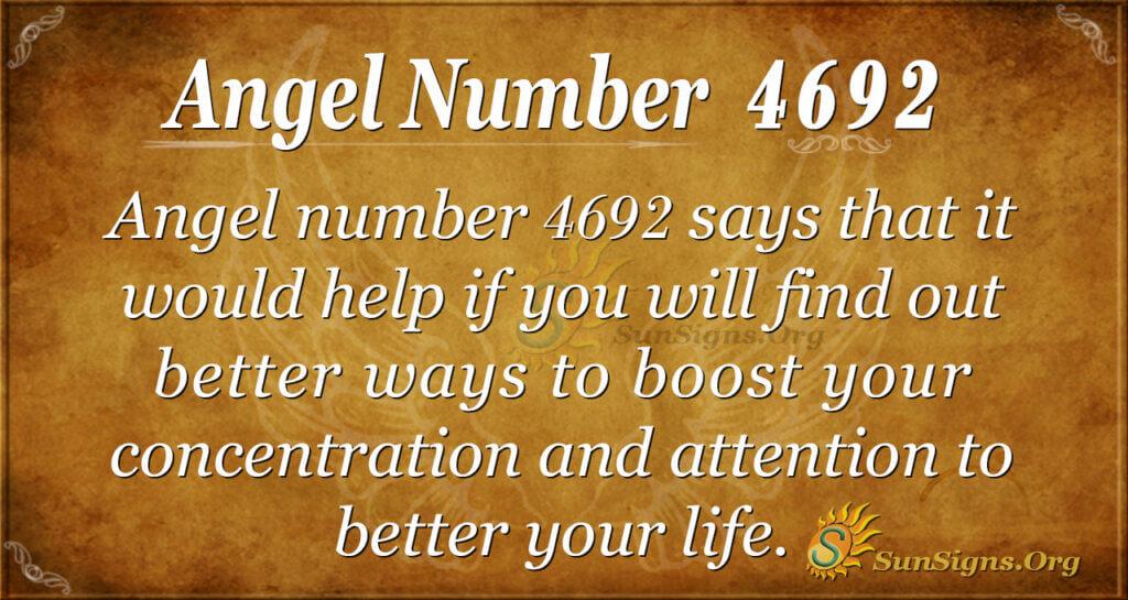 4692 angel number