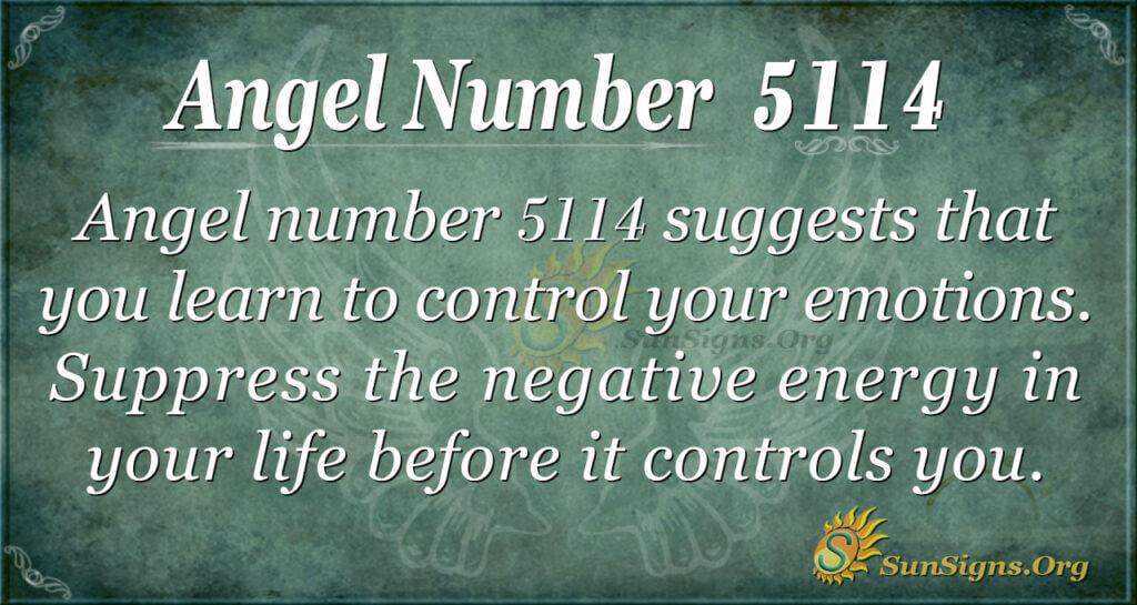 5114 angel number
