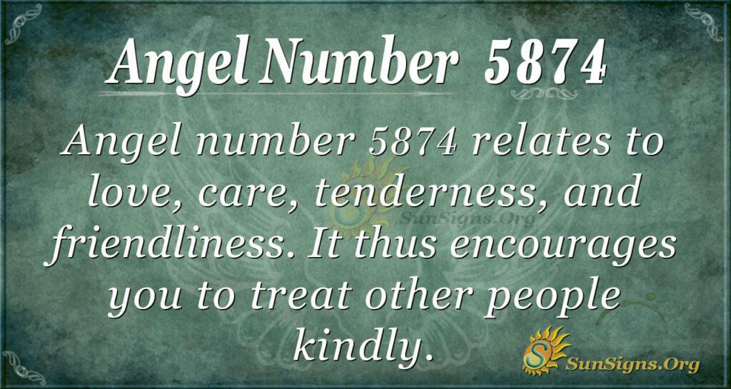 5874 angel number