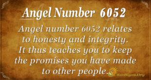 6052 angel number