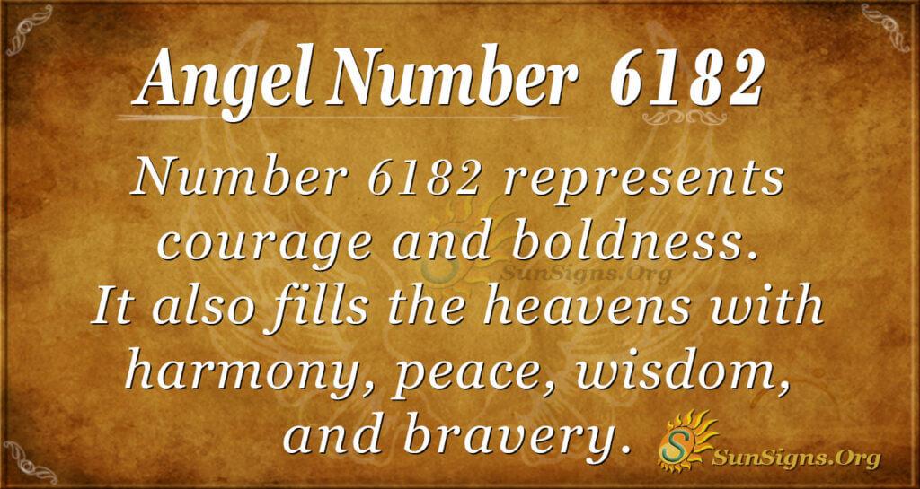 6182 angel number