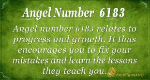 6183 angel number