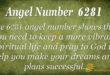 6281 angel number
