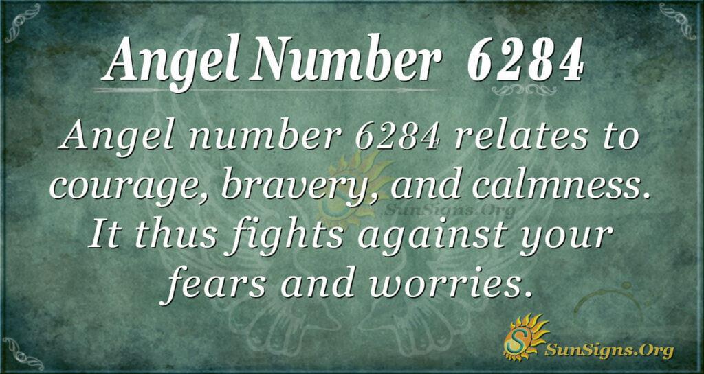 6284 angel number