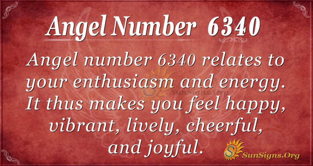 6340 angel number