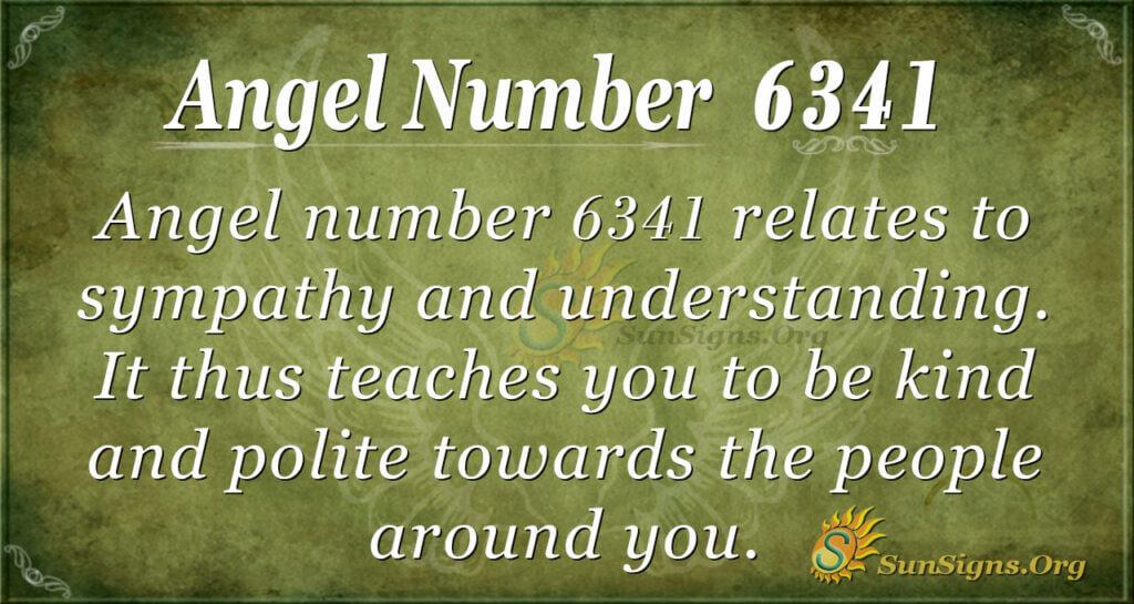 6341 angel number