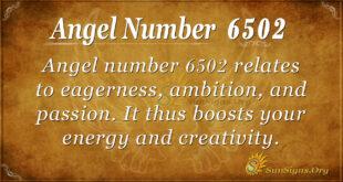 6502 angel number