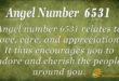 6531 angel number