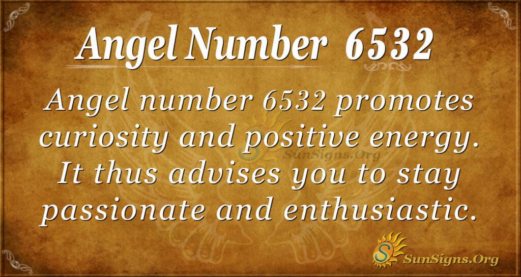 6532 angel number