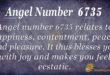 6735 angel number