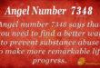 7348 angel number