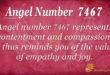 7467 angel number