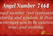 7468 angel number