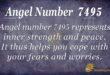 7495 angel number