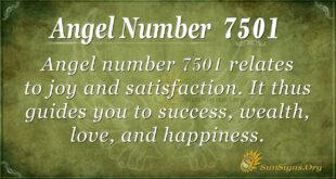 7501 angel number