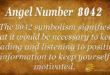 8042 angel number