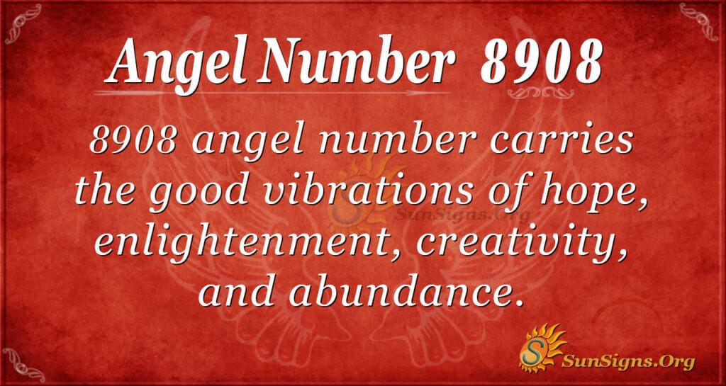 8908 angel number
