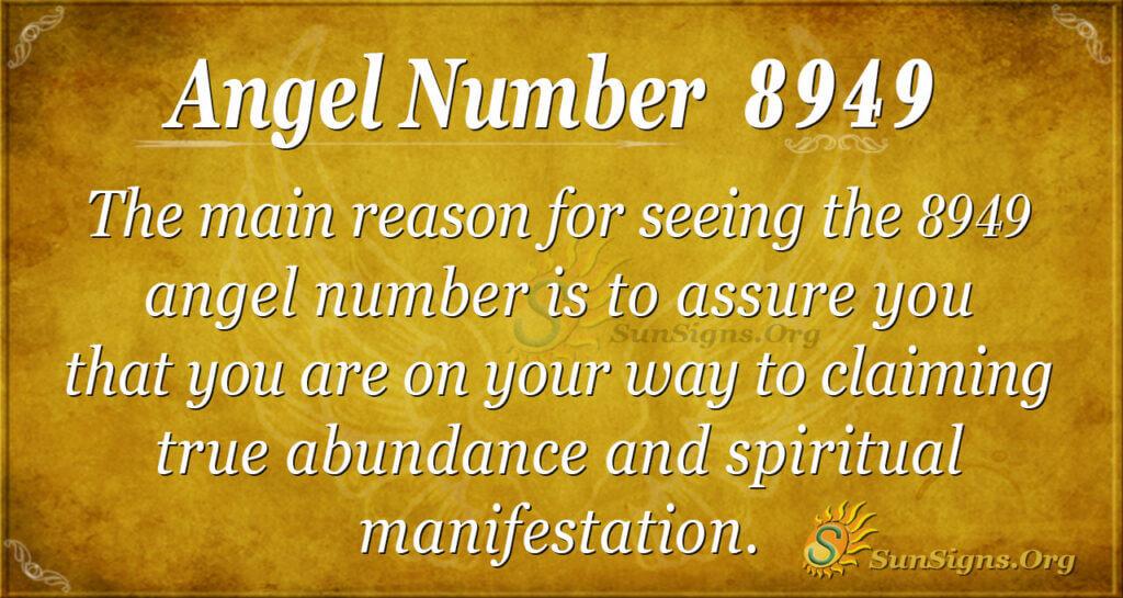 8949 angel number