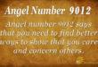 9012 angel number