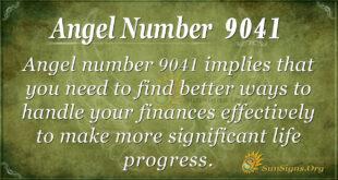 9041 angel number