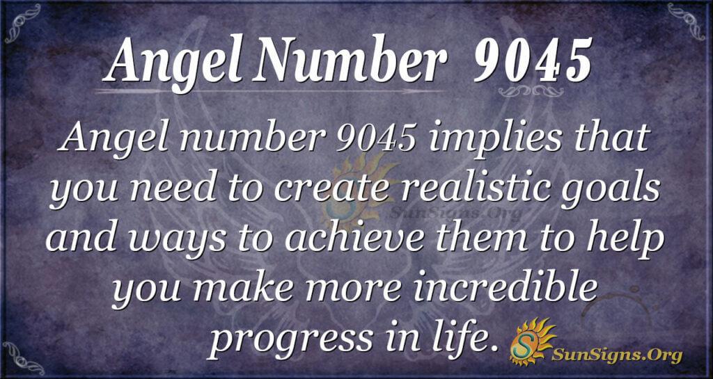 9045 angel number