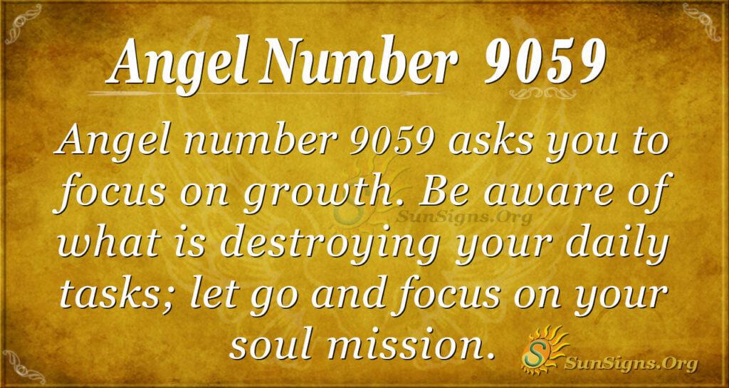 9059 angel number