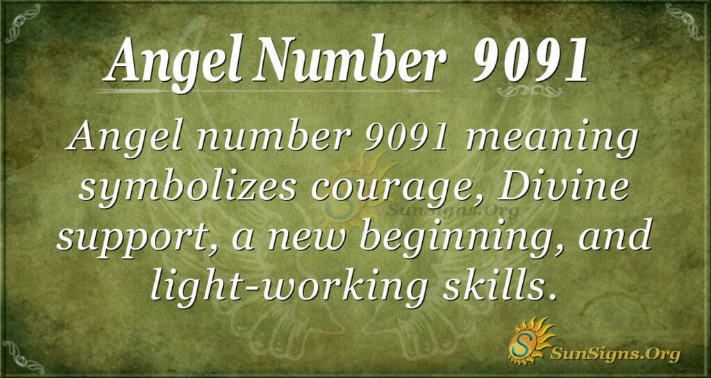 9091 angel number