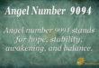 9094 angel number