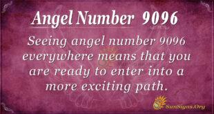 9096 angel number