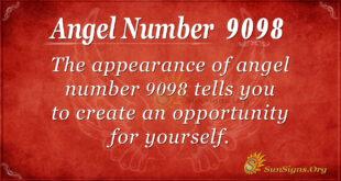 9098 angel number