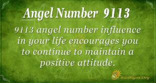 9113 angel number