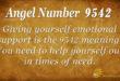9542 angel number