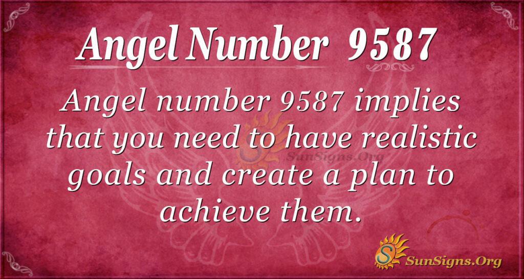 9587 angel number