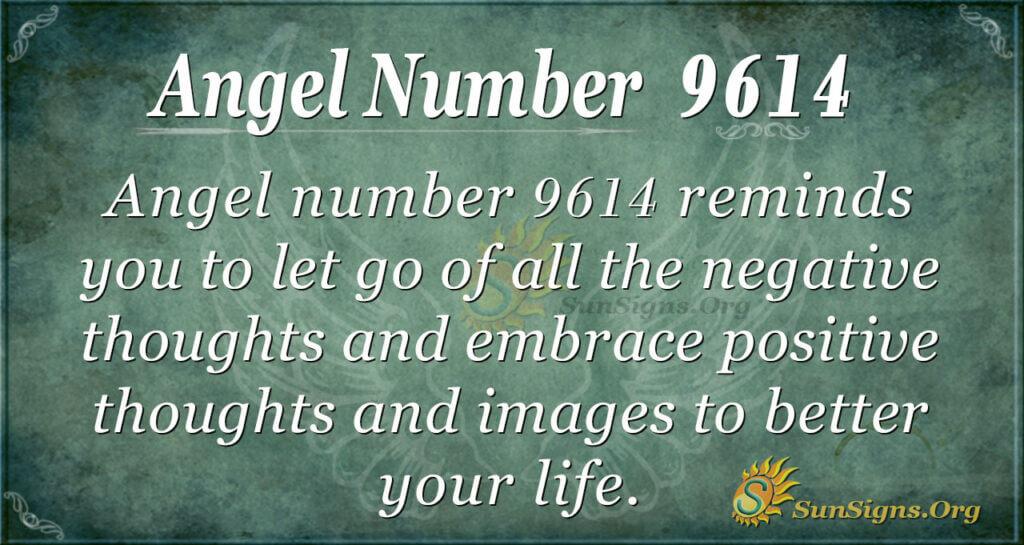 9614 angel number